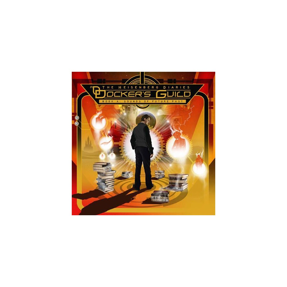 Future Past - Docker's Guild CD DIG