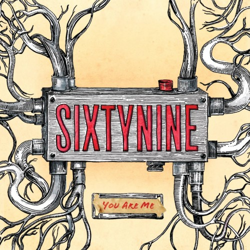 You Are Me - Sixtynine CD DIG