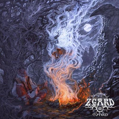 Totem - Zgard CD