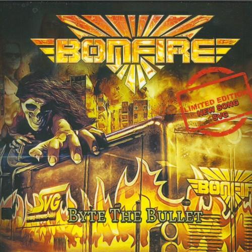 Byte The Bullet - Bonfire CD DIG