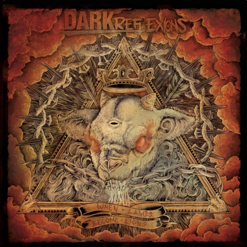 When Lambs Become Lions - Dark Reflexions CD