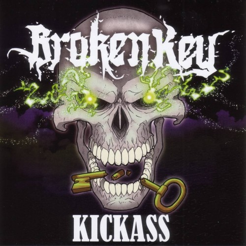 Face In The Dust - Broken Key CD DIG
