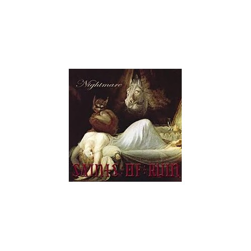 Nightmare - Saints Of Ruin CD