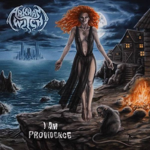 I Am Providence - Arkham Witch CD