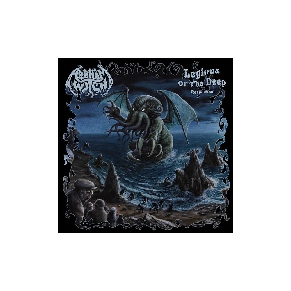 Legions Of The Deep Respawned - Arkham Witch CD