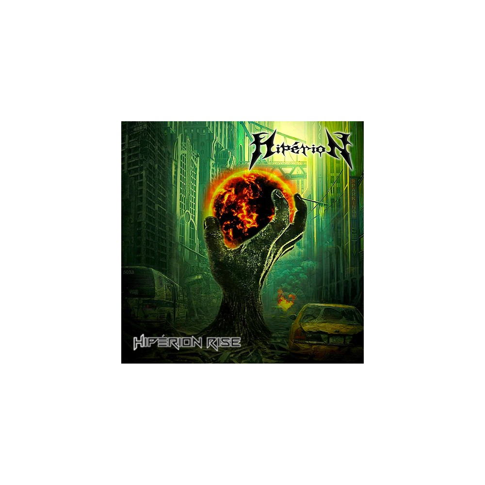 Hiperion Rise - Hiperion CD