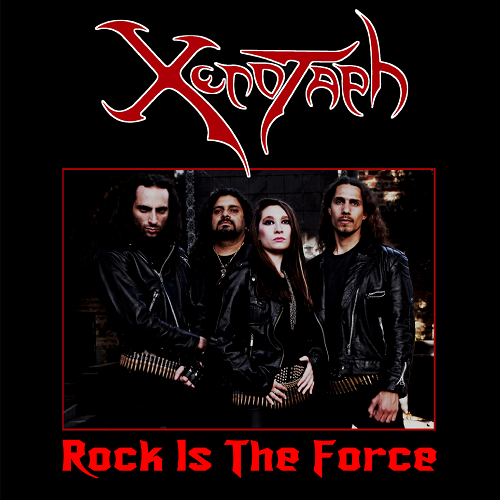 Rock Is The Force - Xenotaph CD