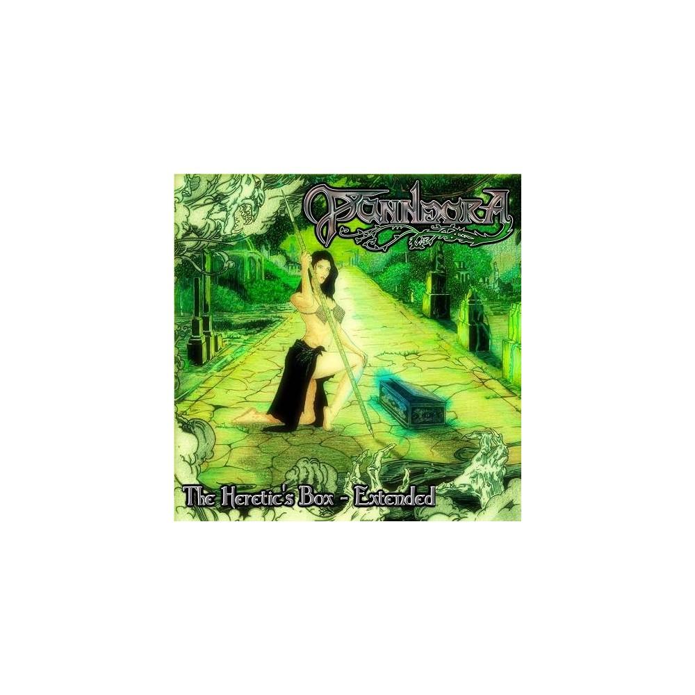 The Heretic Box - Panndora CD