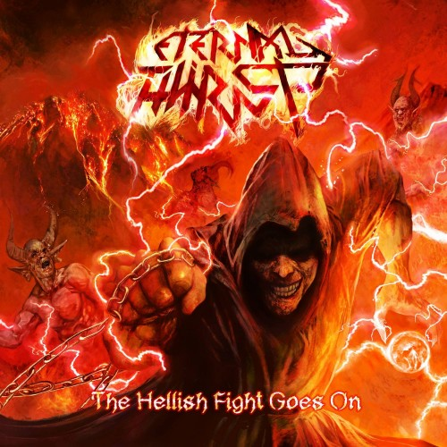 The Hellish Fight Goes On - Eternal Thirst CD