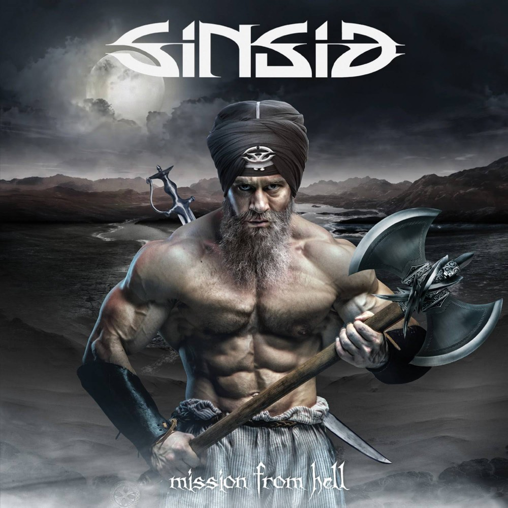 Mission From Hell - Sinsid CD