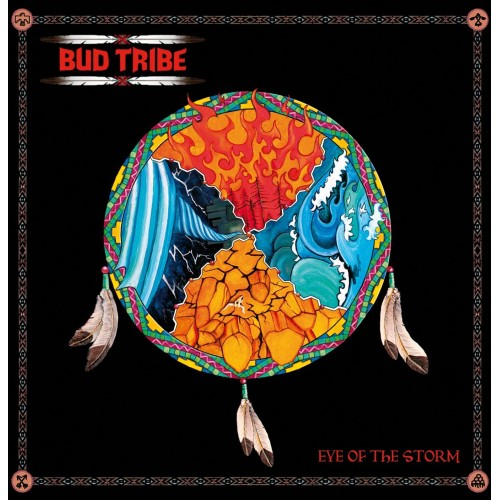 Eye of the Storm - Bud Tribe CD