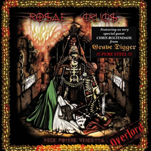 Fede Potere Vendetta (English Edition) - Rosae Crucis CD