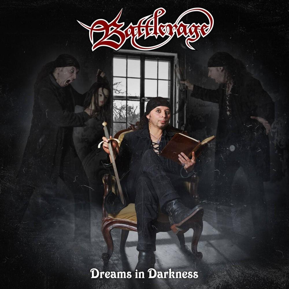 Dreams in Darkness - Battlerage CD