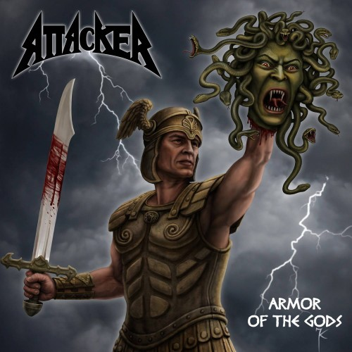 Armor of the Gods - Attacker CD