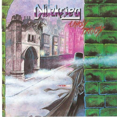 Unholy Trinity - Blitzkrieg CD