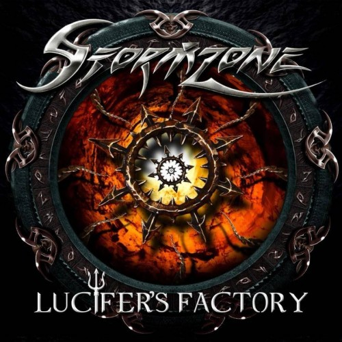 Lucifer's Factory - Stormzone CD