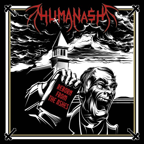 Reborn From The Ashes - Humanash LP EP