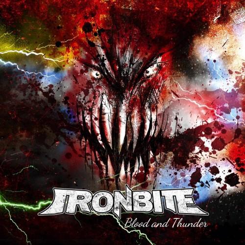 Blood & Thunder - Ironbite CD DIG