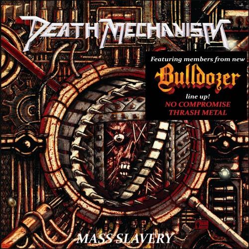 Mass Slavery - Death Mechanism LP