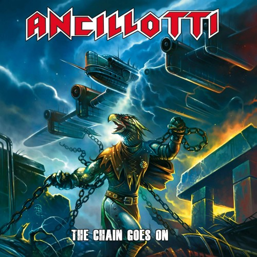 The Chain Goes On - Ancillotti LP