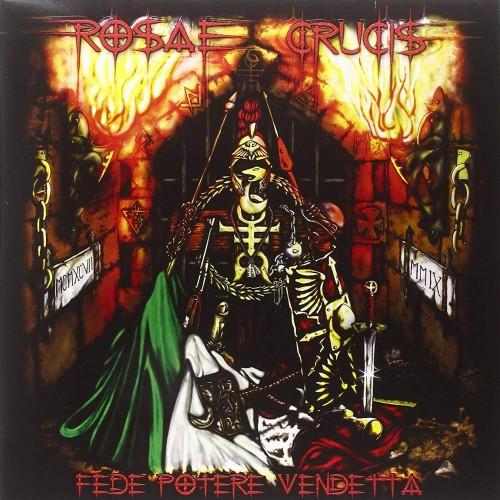 Fede Potere Vendetta - Rosae Crucis LP