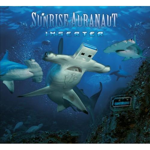 Inserter - Sunrise Auranaut CD DIG