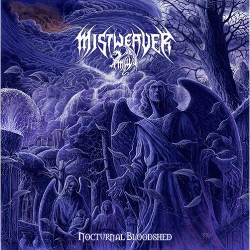 Nocturnal Bloodshed - Mistweaver CD
