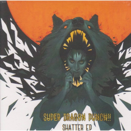 Shatter - Super Dragon Punch CD EP