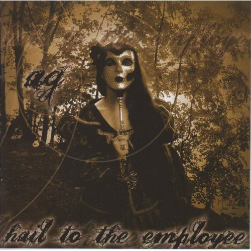 Hail To Emplyee - Andreas Gross CD