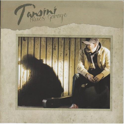 Blues Garage - Marco Tansini CD