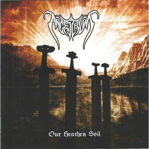 Our Heathen Soil - Ancestrum CD