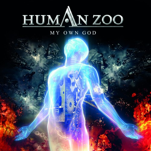 My Own God - Human Zoo CD
