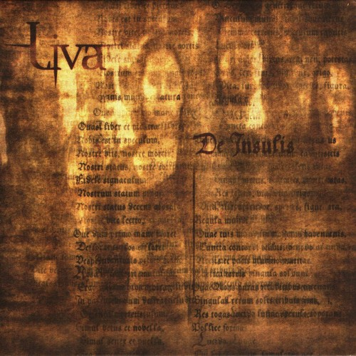 De Insulis - Liva CD