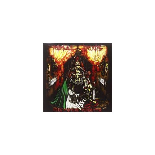 Fede Potere Vendetta - Rosae Crucis CD
