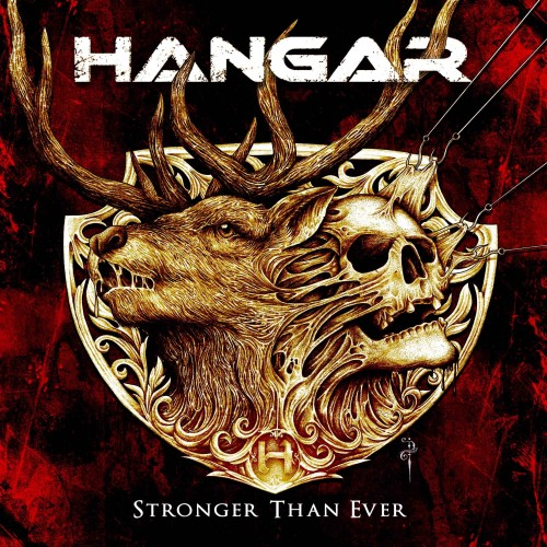 Stronger Than Ever - Hangar CD