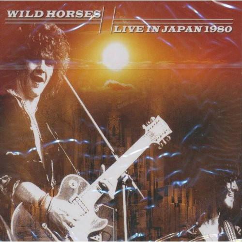 Live in Japan - Wild Horses CD