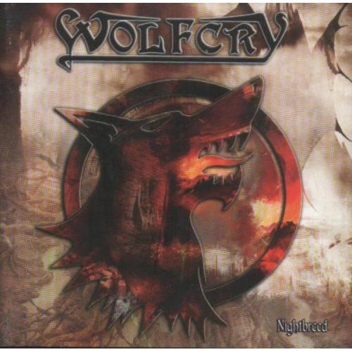 Nightbreed - Wolfcry CD