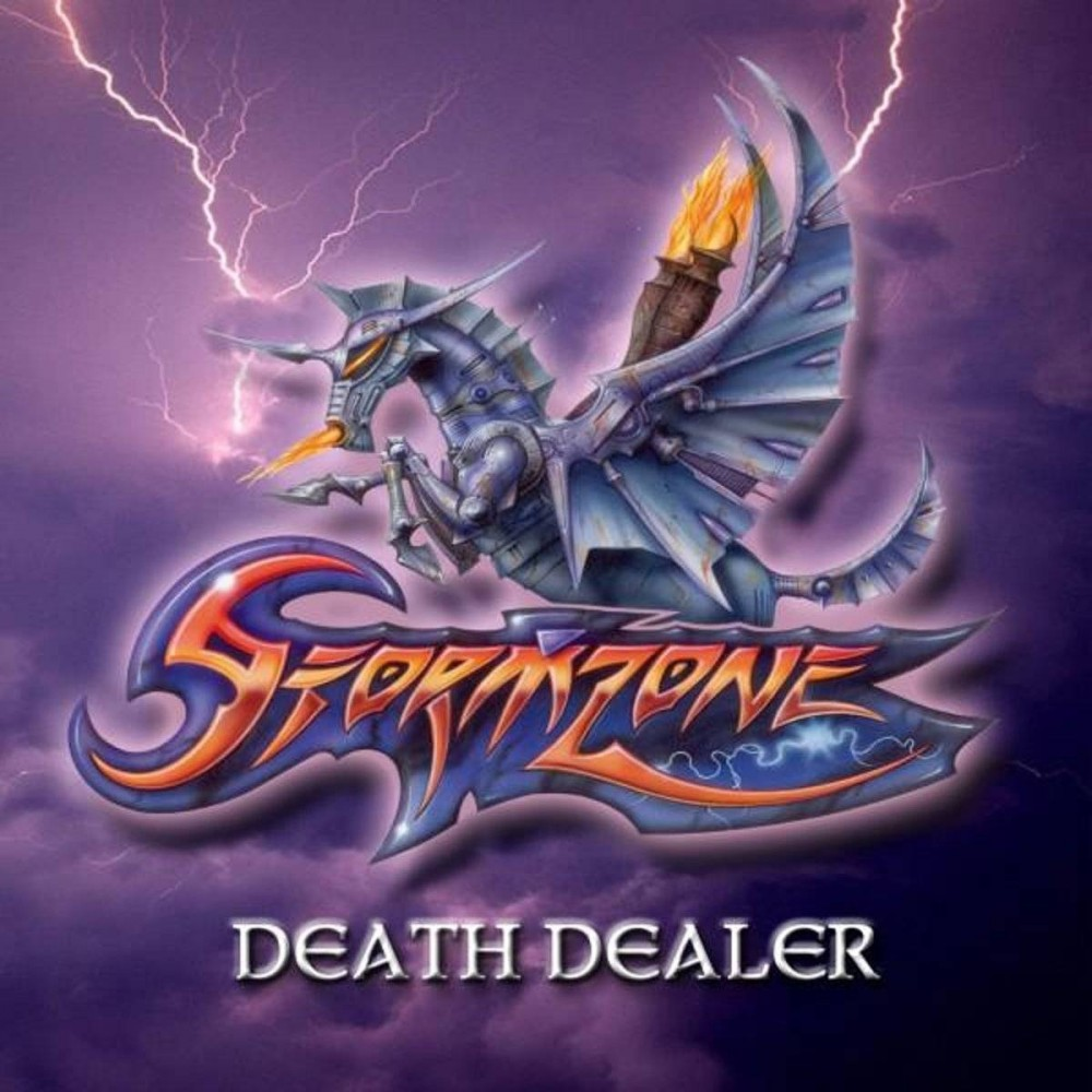 Death Dealer - Stormzone CD