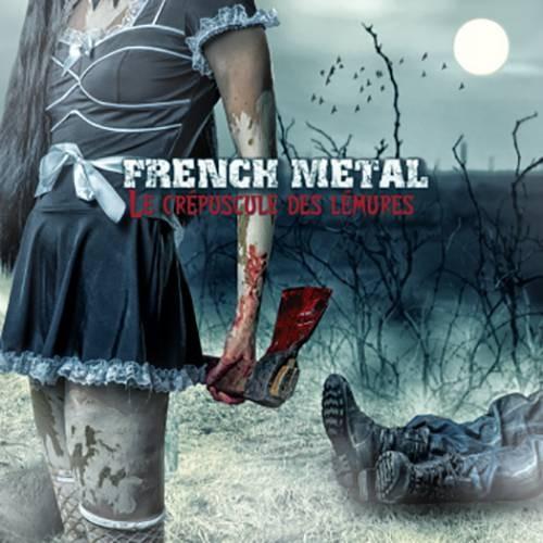 French Metal:Le Cr�puscule Des L�mures - Various CD2