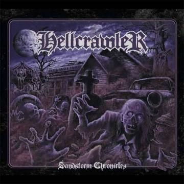 Sandstorm Chronicles - Hellcrawler CD DIG