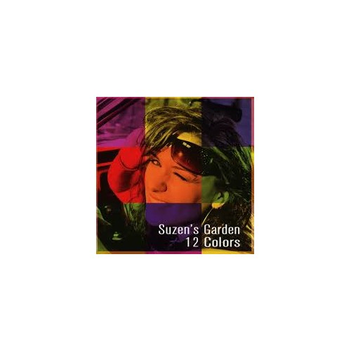 12 colors - Suzen's Garden CD