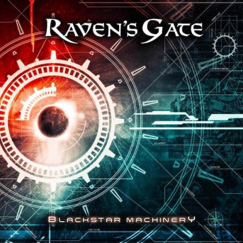Blackstar Machinery - Ravens Gate CD