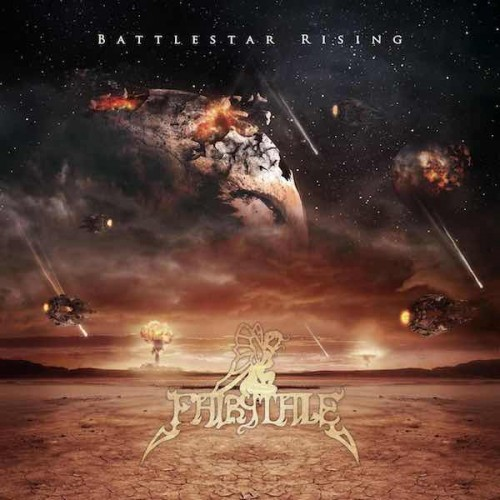 Battlestar Rising - Fairytale CD
