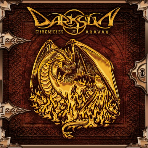 Chronicles Of Aravan - darksun cd
