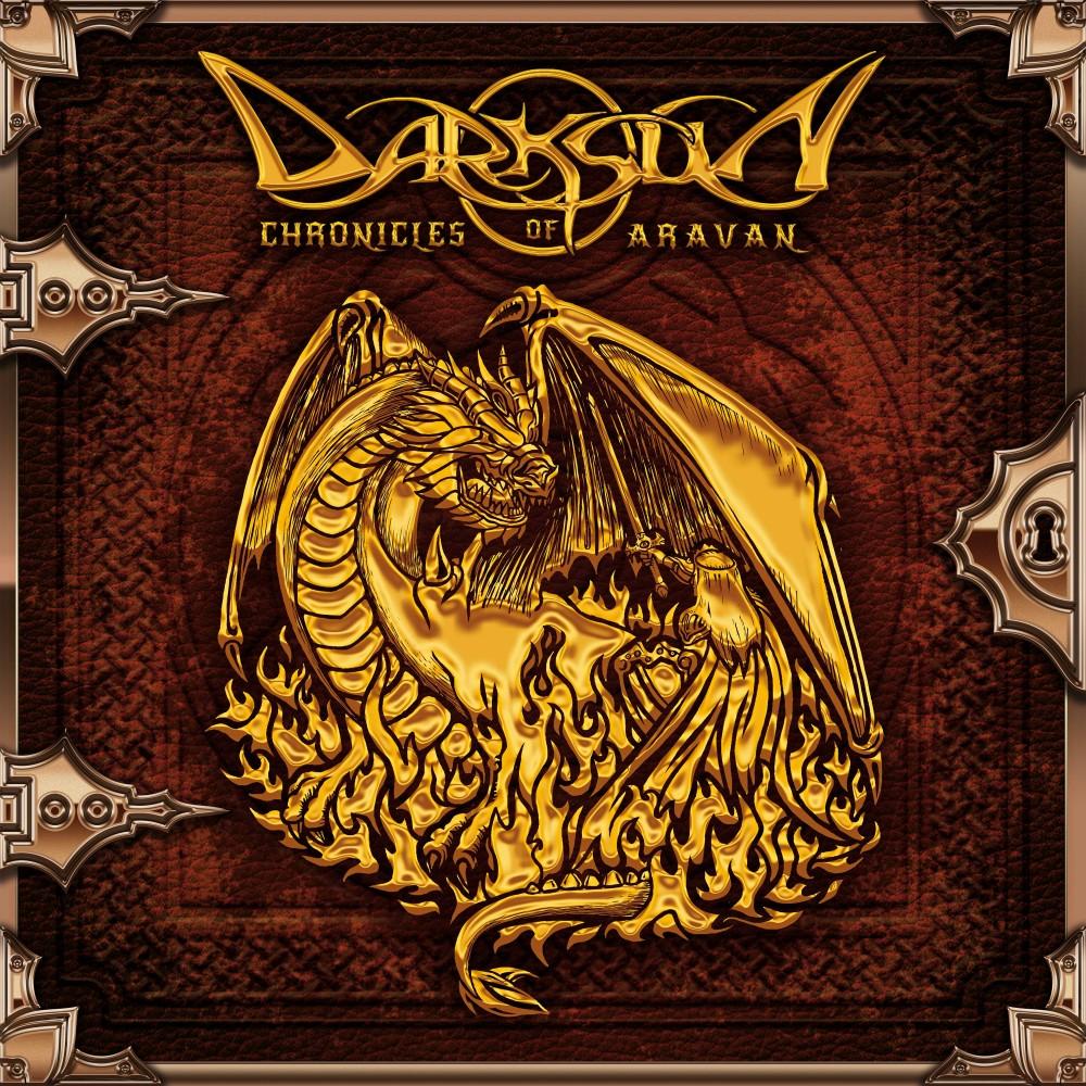 Chronicles Of Aravan - darksun cd