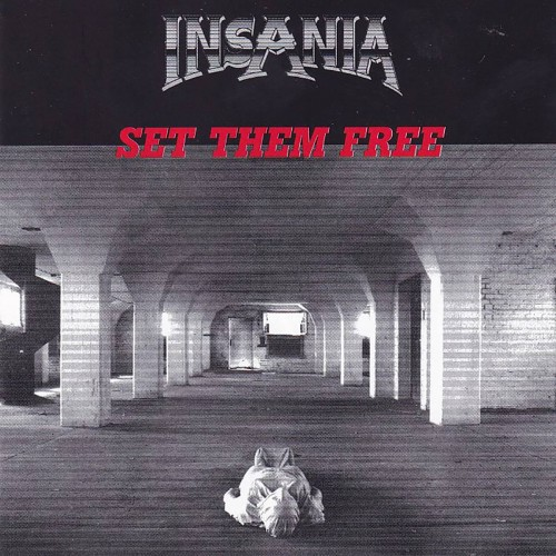 Set Them Free - Insania CD