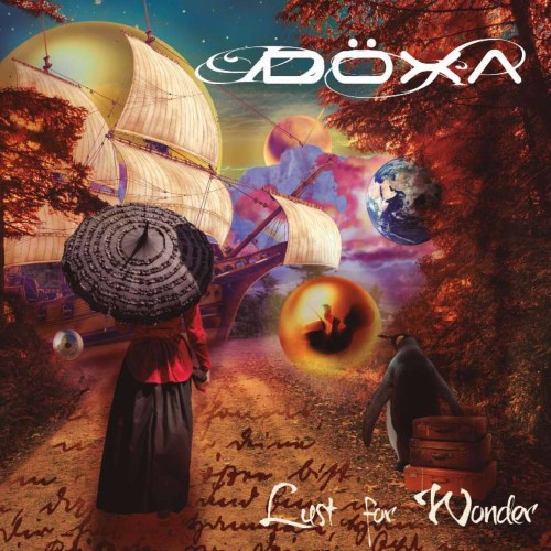 Lust For Wonder - D�xa CD