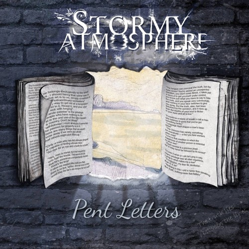 Pent Letters - Stormy Atmosphere CD