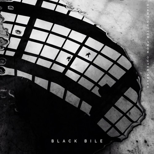 Black Bile - Giant Gutter From Outer Space CD DIG