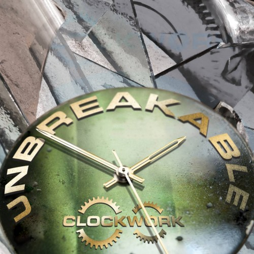 Unbreakable - Clockwork CD EP